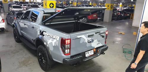 1 Piece Aluminium Lid For Ford Ranger RAPTOR 2018-2020