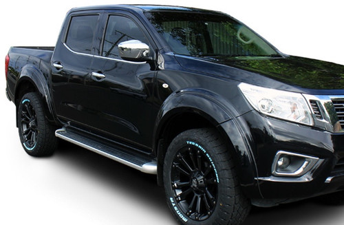OEM Quality Smooth Finish Colour coded Fender Flares For Nissan Navara NP300 2015-2020