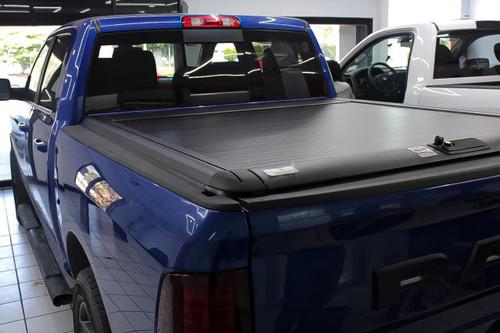 Gen2 Black Roller Lid Shutter For Dodge RAM 1500 DS/DT 2009-2021 5,7' BED