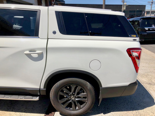 ELYSIUM Canopy For SsangYong Musso (Short Tub) 2018+