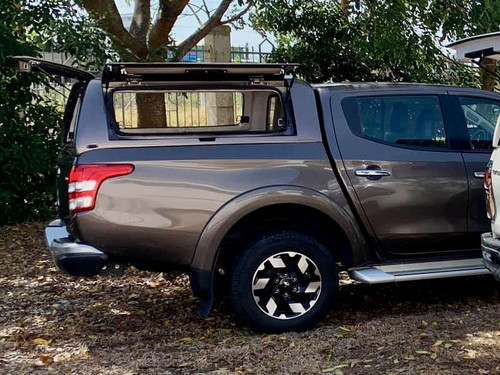 FORCE PRO PLUS Canopy For Mitsubishi Triton MR 2018+