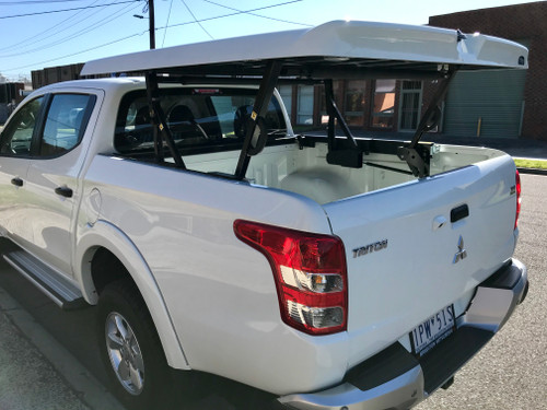 2 Step Lift Up Hard Lid For Mitsubishi Triton MQ 2015-2018