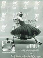 RETRO - Dana Tabu Perfume
