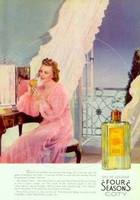 VINTAGE - Coty Four Seasons Eau de Cologne