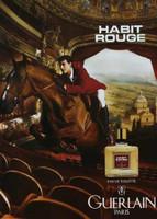 Guerlain Habit Rouge Cologne EDP sample & decant