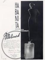 VINTAGE - Molinard Habanita EDT