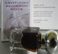 Soivohle Kentucky Bourbon Rose Absolute Parfum Natural Essence
