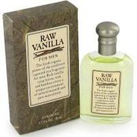 Coty Raw Vanilla Cologne