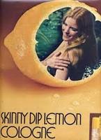 RETRO - Leeming-Pfizer Lemon Skinny Dip Cologne
