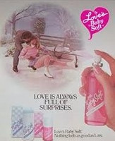 RETRO - MEM Love's Baby Soft Body Mist