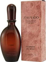 Shiseido Feminite du Bois EDP - PARTIAL BOTTLE