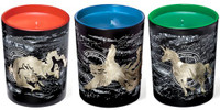 Diptyque Feu d'Agrumes (Fiery Orange) CANDLE From 2017 Holiday Collection - 70g/2.4 oz.