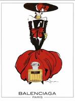 Balenciaga Quadrille perfume decant