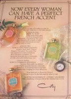 RETRO - Coty Les Muses EDT From The Chateau Collection
