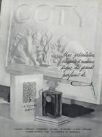 VINTAGE - Coty Chypre Parfum