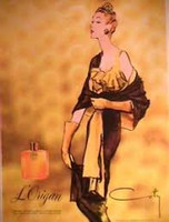 VINTAGE - Coty L'Origan Parfum