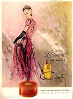 VINTAGE - Coty L'Aimant Parfum
