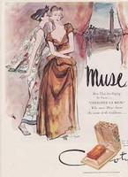 VINTAGE - Coty Muse Parfum