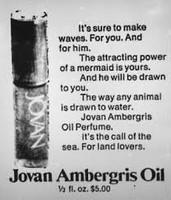 RETRO - Jovan Ambergris Oil