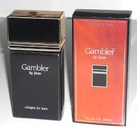 RETRO - Jovan Gambler Cologne for Men