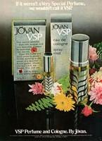 RETRO - Jovan VSP Perfume