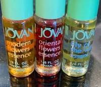 Jovan, Oriental Flowers, essence, decant, sample