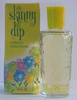 Leeming-Pfizer, Skinny Dip, Lemon, Cologne, retro