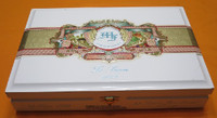 cigar box, decant holder