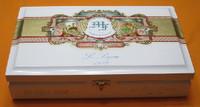 cigar box, decant holder