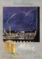 VINTAGE - Coty Meteor Parfum