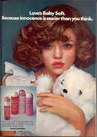 RETRO - Chattem Love's Baby Soft Cologne
