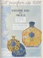 VINTAGE - Mury Le Narcisse Bleu Parfum Extrait