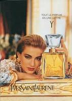 YSL, Yves Saint Laurent, Y, EDT, eau de toilette, perfume decant, sample