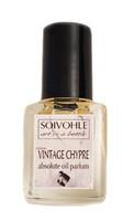 Soivohle, Vintage Chypre, perfume oil, decant, sample