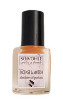 Soivohle, Incense & Myrrh, perfume oil, decant, sample