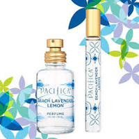 Pacifica,  Beach Lavender Lemon, perfume, perfume decant, sample
