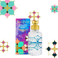 Pacifica, Himalayan Patchouli Berry, perfume, perfume decant, sample