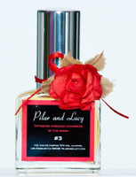 Pilar and Lucy Tiptoeing through the chambers of the moon EDP
