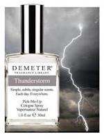 Demeter, Thunderstorm, perfume decant, perfume sample