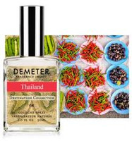 Demeter, Thailand, perfume sample, perfume decant