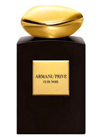 Armani Prive Cuir Noir sample & decant
