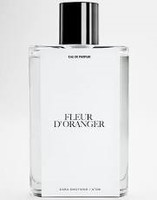 Zara x Jo Loves, Fleur d'Oranger, perfume decant, perfume sample