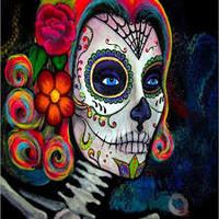 Dia de los Muertos - Day of the Dead Perfume Sample Set