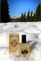 Solstice Scents, Snowshoe Pass, perfume sample, perfume decant
