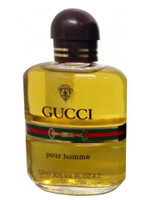 VINTAGE Gucci Pour Homme (1976) sample & decant