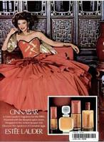 RETRO - Estee Lauder Cinnabar Parfum