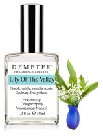 Demeter Lily of the Valley, perfume sample, perfume decant
