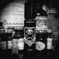 Hexennacht Raspberry Rosemallow sample & decant