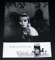 Hermes Caleche perfume sample & decant
