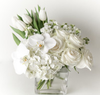 White Floral - A Beginner's Guide to White Florals - 6 Samples